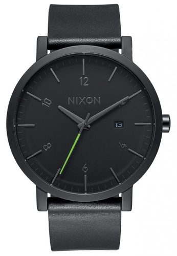 Nixon black Nixon - Rollo - All Black NI855AC82SWZSG_1