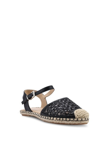 19ac0ae1c9ee Shop Nose Woven Espadrille Sandals Online on ZALORA Philippines