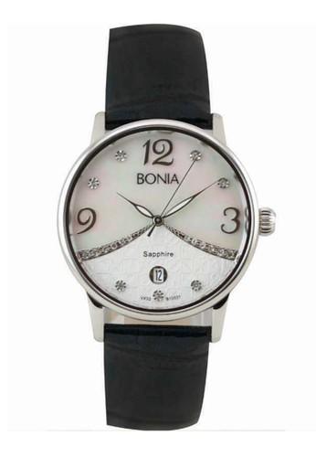 BONIA black Bonia - B10031-2359V - Jam Tangan Wanita - White BO710AC99WDWID_1