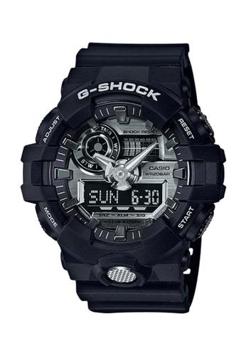 G-SHOCK black CASIO G-SHOCK WATCH GA-710-1ADR 4024BACDCC5F4DGS_1