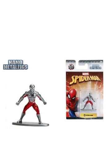 JADA multi Jada Nano Metalfigs Marvel Spiderman MV52 2039ETHE6BFCB4GS_1