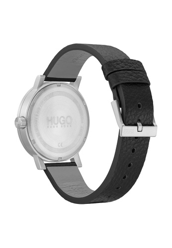 Hugo Boss black HUGO Rase Black Men's Watch (1530115) 75A33AC79B004DGS_1