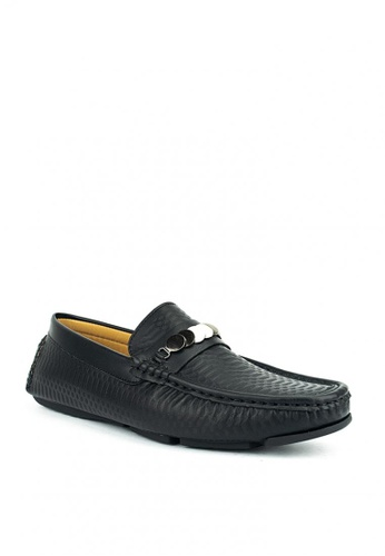 Mario D' boro Runway black Diego Casual Shoes 114C7SH6D4BE0BGS_1