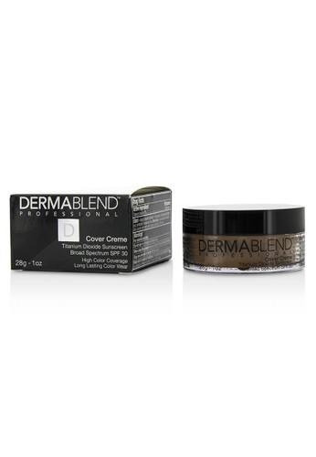 Dermablend DERMABLEND - Cover Creme Broad Spectrum SPF 30 (High Color Coverage) - Olive Brown 28g/1oz 45AF8BE64DBD25GS_1