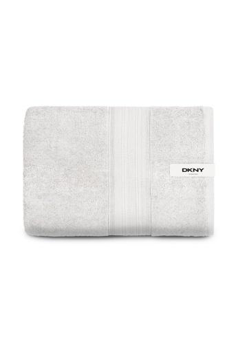 Dkny white DKNY Stanton White Bath Towel. 9E6F8HL2224942GS_1