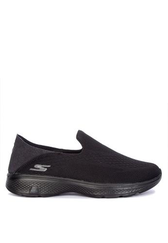 Skechers black Go Walk 4 - Convertible Slip-Ons C9BCASH3D06763GS_1