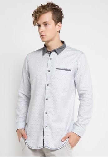 Lois Jeans grey Long Sleeve Shirt 9E844AA5E10AF9GS_1