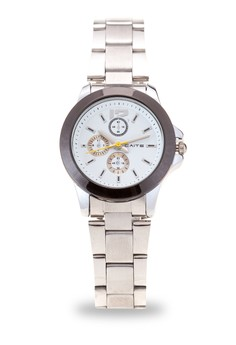 Stainless Analog Watch 1022L