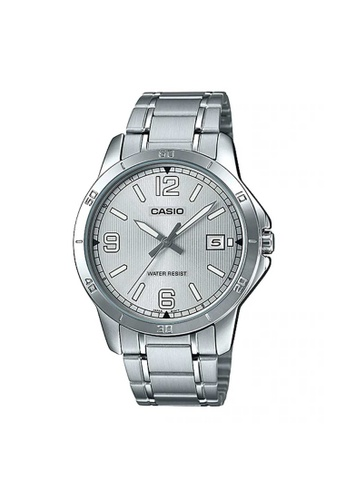Casio silver CASIO GENERAL MTP-V004D-7B2UDF MEN'S WATCH 2D756AC1258E80GS_1