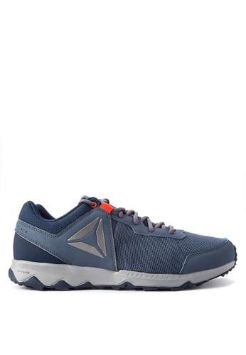 Reebok blue DMX Lite Katak Outdoor Shoes RE600SH0JA2ZPH_1