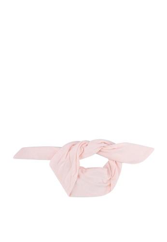 Cotton On Kids pink The Tie Headband A3D8AKCB4DB73CGS_1