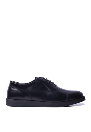 Toods Footwear black Lexus - Hitam TO932SH0VP7EID_1