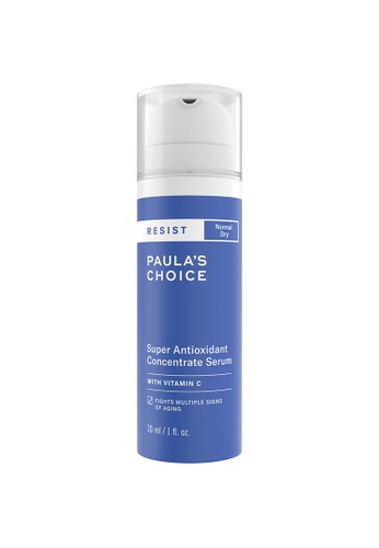 Paula's Choice blue Resist Super Antioxidant Concentrate Serum with Vitamin C 456AABEB406662GS_1