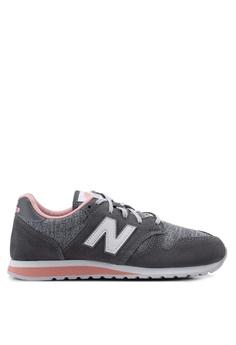 premium selection c8f74 68b7c New Balance grey 520 Lifestyle Shoes D29C5SHD219E84GS 1