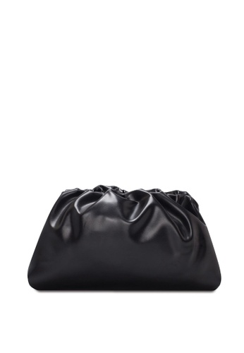 VINCCI black Clutch Bag BFCDDAC8C529D3GS_1