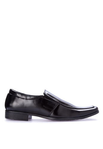 Italianos black Geoffrey Formal Shoes IT153SH35BKEPH_1