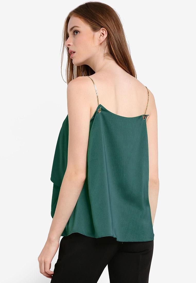 Top Strap Chain Dorry Green Megane xwSqgZRz