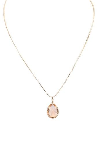 ALDO pink Beauceron Necklace 9D8CDAC473E02FGS_1