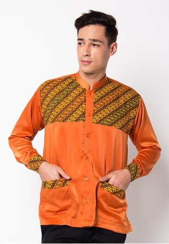 Batik Etniq Craft Idris Koko Long Sleeve