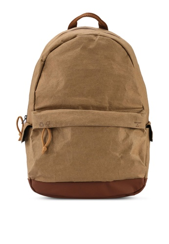 SUPERDRY brown Pure Montana Backpack B4DB6ACBC8BDD4GS_1