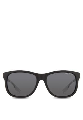 Armani Exchange black Urban Attitude AX4054SF Sunglasses AR162GL44QNJMY_1