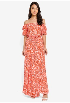 2e5316afba2a Buy River Island Maxi Dresses For Women Online on ZALORA Singapore