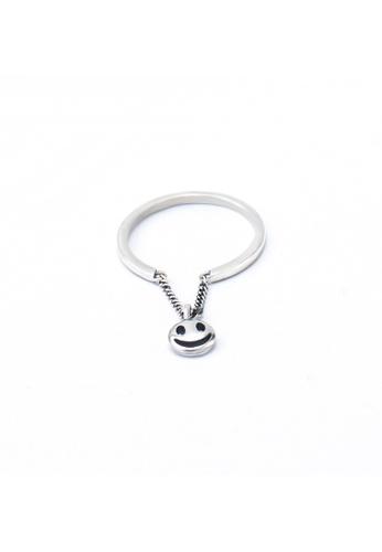 A-Excellence silver Premium S925 Sliver Geometric Ring 2B9F4AC4E8B20FGS_1