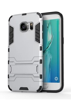 Hybrid Armor Defender Case with Stand for Samsung Galaxy S7