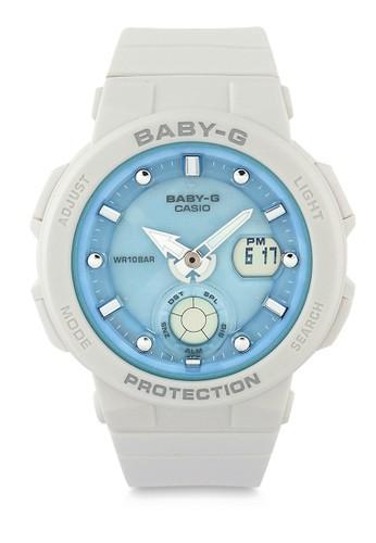 Baby-G white Women Analog Watches Bga-250-7A1Dr C4AB8AC97FDDD7GS_1