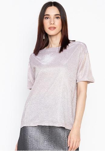 Chase Fashion pink Festival Glitter T-Shirt D2372AA8B3BAA1GS_1