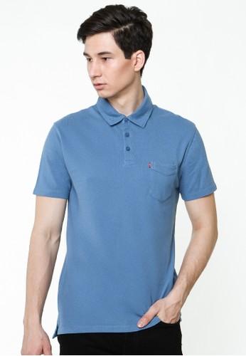 Levi's Sunset Polo - Copen Blue