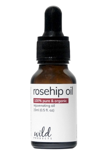 Wild Products Rosehip Oil (100%  Organic Cold Pressed) - 15ml 4276FBE4EC407CGS_1