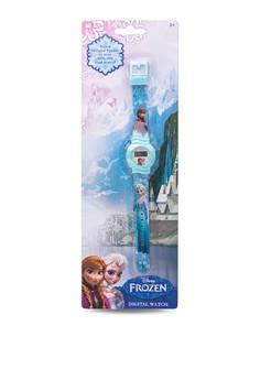 Disney Frozen Girls Strap Watch FRZRJ6A-14