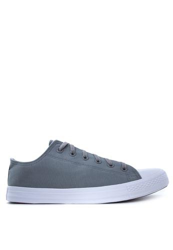 H2Ocean grey Carsen Sneakers H2527SH70FJTPH_1