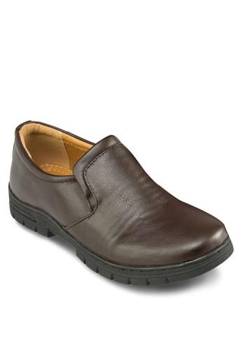 休閒商務仿皮鞋esprit 京站, 鞋, 皮鞋