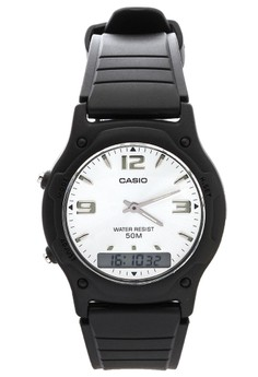 Ana-Digital Watch AW-49HE-7A
