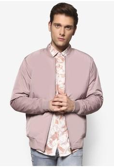 Topman Premium 窄領飛行夾克