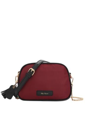Wild Channel red Women's Sling Bag / Shoulder Bag / Crossbody Bag BD8DAACAA771B6GS_1
