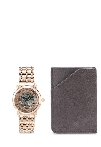 Stuhrling Original pink Stuhrling Watch Set 165A2.334414.CH B2990AC0BD6F6BGS_1