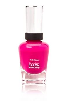 Complete Salon Manicure - Cherry Up