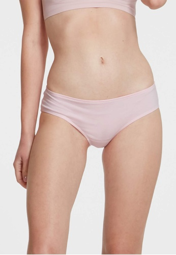 6IXTY8IGHT pink Lydia 3D PMP, Animal Placement Hipster Panty PT10315 CC62CUSD16C58BGS_1