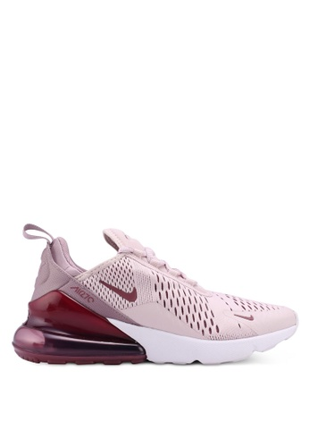 Nike pink Nike Air Max 270 Shoes 53242SH898FB61GS_1