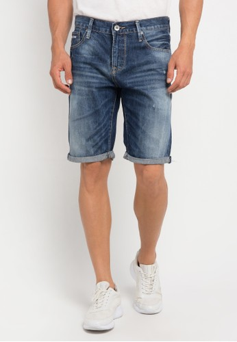 Bombboogie blue Short Pants A01 Series BO419AA0V725ID_1