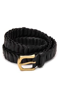MJ Ladies Braided Belt