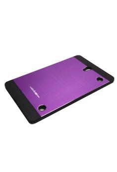 Sleek Metal Case for Samsung Tab S 8.4 (Purple)