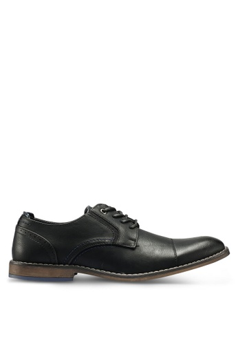 Bata black Business Dress Shoes F4D96SHA839DEBGS_1