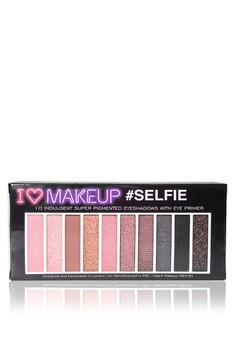 I Heart Makeup Slogan Range Selfie with Mini Primer