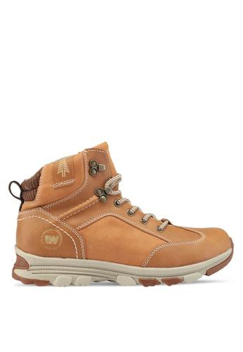Weinbrenner brown Outdoor Boots 502DESHEA2CCC3GS_1