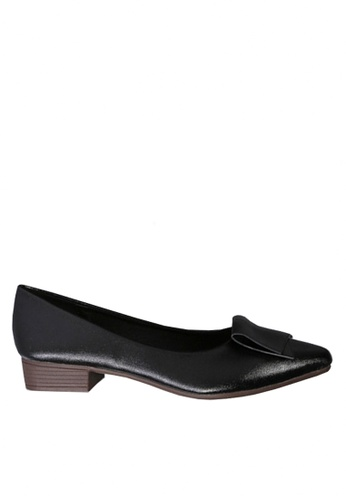 Twenty Eight Shoes black Pointed Ballerinae with Stylish Upper  VF203010 22AD9SH220E3B6GS_1