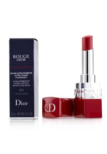Christian Dior CHRISTIAN DIOR - Rouge Dior Ultra Rouge - # 999 Ultra Dior 3.2g/0.11oz C37EABE1E03F66GS_1